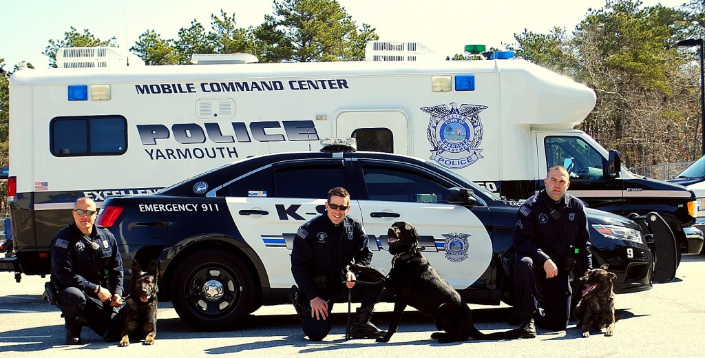 Yarmouth Police Department K-9 Division