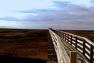 Yarmouth Boardwalk