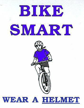Be Smart & Safe! Wear a Helmet! : Yarmouth Police Department